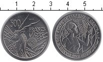 Изображение Монеты Центральная Африка КФА 500 франков 1976 Медно-никель UNC-