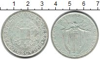 Изображение Монеты Португалия 50 эскудо 1972 Серебро XF
