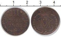 Изображение Монеты Германия Берг 3 стюбера 1805 Серебро