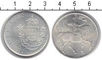 Изображение Монеты Европа Сан-Марино 1000 лир 1981 Серебро UNC