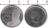 Изображение Мелочь Канада 25 центов 2012 Медно-никель UNC- Брок