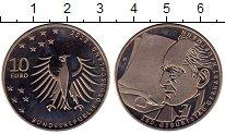 Изображение Мелочь Европа Германия 10 евро 2012 Медно-никель Proof-