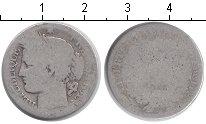 Изображение Монеты Франция 1 франк 0 Серебро VF