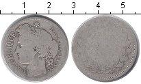 Изображение Монеты Европа Франция 2 франка 0 Серебро VF