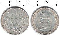 Изображение Монеты Финляндия 1000 марок 1960 Серебро XF