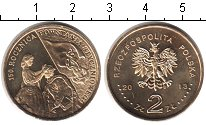 Изображение Мелочь Польша 2 злотых 2013  UNC-