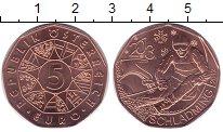 Изображение Мелочь Австрия 5 евро 2013 Медь UNC-