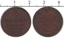 Изображение Монеты Германия Брауншвайг-Люнебург-Каленберг-Ганновер 1 пфенниг 1783 Медь VF