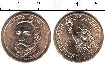 Изображение Мелочь Северная Америка США 1 доллар 2012 Медно-никель UNC-