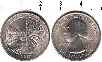 Изображение Мелочь США 1/4 доллара 2010 Медно-никель UNC-