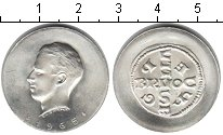 Изображение Монеты Бельгия Монетовидный жетон 1993 Серебро