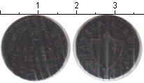 Изображение Монеты Европа Швейцария 2 раппа 1843 Серебро
