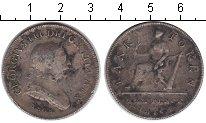 Изображение Монеты Ирландия 30 пенсов 1808 Серебро VF токен     Георг III