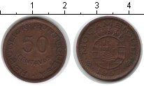Изображение Монеты Мозамбик 20 сентаво 1957 Медь XF