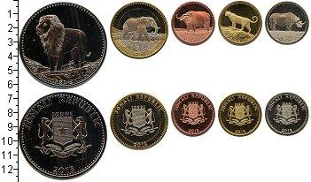 Изображение Наборы монет Сомали Сомали 2013 2013  UNC