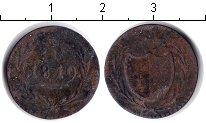 Изображение Монеты Франкфурт 1 пфенниг 1819 Медь  Платежный жетон горо