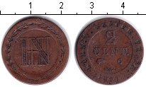 Изображение Монеты Вестфалия 2 сантима 1810 Медь  C