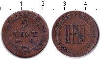 Изображение Монеты Вестфалия 2 сантима 1810 Медь