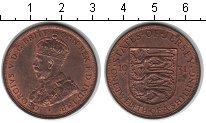 Изображение Монеты Остров Джерси 1/12 шиллинга 1931 Медь UNC-