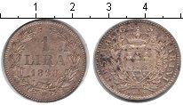 Изображение Монеты Европа Сан-Марино 1 лира 1898 Серебро XF