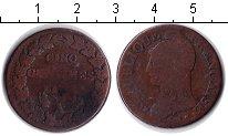 Изображение Монеты Франция 5 сантим 0 Медь VF