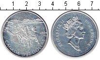 Изображение Монеты Канада 1 доллар 1992 Серебро XF