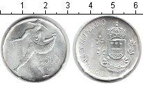 Изображение Монеты Европа Сан-Марино 500 лир 1981 Серебро