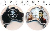 Изображение Монеты Уганда 5000 шиллингов 2002 Серебро Proof