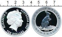 Изображение Монеты Австралия и Океания Австралия 10 долларов 2003 Серебро Proof-