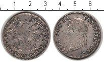 Изображение Монеты Южная Америка Боливия 4 соля 1858 Серебро