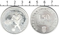 Изображение Монеты Хорватия 150 кун 2006 Серебро