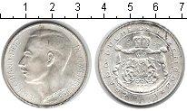 Изображение Монеты Европа Люксембург 100 франков 1964 Серебро XF