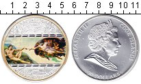 Изображение Монеты Острова Кука 20 долларов 2006 Серебро UNC- Елизавета II