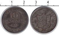 Изображение Монеты Швейцария 10 сантим 1847 Серебро XF