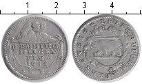 Изображение Монеты Швейцария 10 крейцеров 1684 Серебро VF
