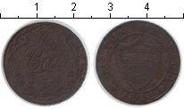 Изображение Монеты Швейцария Вауд 5 рапп 1811 Медь XF