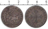 Изображение Монеты Швейцария 10 крейцеров 1754 Серебро VF