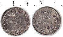 Изображение Монеты Швейцария 2 крейцера 1728 Серебро