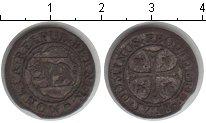 Изображение Монеты Швейцария 1 крейцер 1718 Серебро VF