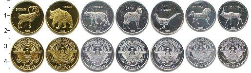 Изображение Наборы монет Нагорный Карабах Нагорный Карабах 2013 2013  UNC