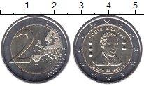 Изображение Мелочь Европа Бельгия 2 евро 2009 Биметалл UNC-