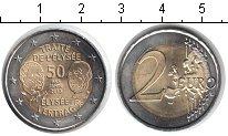 Изображение Мелочь Франция 2 евро 2013 Биметалл UNC