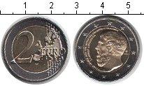 Изображение Мелочь Европа Греция 2 евро 2013 Биметалл UNC-