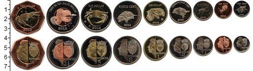 Изображение Наборы монет Нидерланды Бонайре Бонайре 2013 2013  UNC-