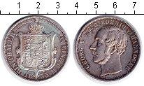 Изображение Монеты Ганновер 1 талер 1855 Серебро