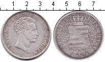 Изображение Монеты Германия Саксония 1 талер 1828 Серебро XF