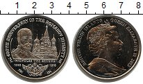 Изображение Мелочь Северная Америка Виргинские острова 1 доллар 2013 Медно-никель UNC-