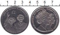 Изображение Мелочь Великобритания Британско - Индийские океанские территории 2 фунта 2012 Медно-никель UNC