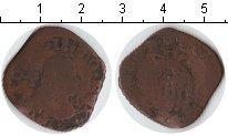 Изображение Монеты Сицилия 1 торнеси 0 Серебро  SICILY. 17 век