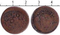 Изображение Монеты Италия Сардиния 1 каглиаресе 0 Медь